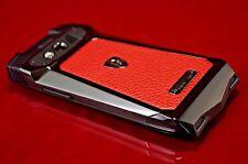 Genuine Tonino Lamborghini Antares TL66 32GB + 32Gb Black Red