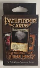 Pathfinder Cards Wardens Of The Reborn Forge 54 Card Set
