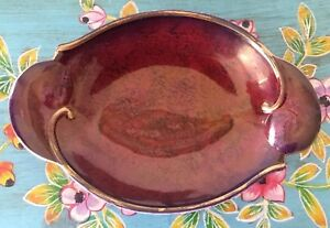 Lovely Vintage/antique Carltonware Rouge Royal Made In England Dish