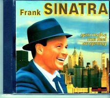 (EI538) Frank Sinatra, You Make Me Feel So Young - 1987 CD