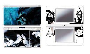 Black Rock Shooter 226 Vinyl Skin Sticker Cover for Nintendo DS Lite DSL NDSL