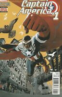 CAPTAIN AMERICA #1  Sam Wilson - Winter Soldier - Falcon Comic 2015