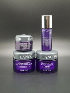 Lancome Renergie Lift Multi-Action Set: Day, Night & Eye Cream + Concentrate