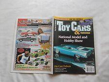 TOY CARS & VEHICLES-(MAGAZINE)-JANUARY,2001