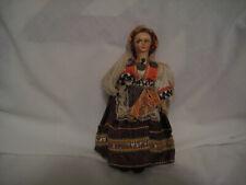 """Vintage German doll 7"""" high"""