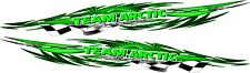 Team Artic Cat Snowmobile Car Truck Trailer Graphics Decal Vinyl Stickers 8 FT