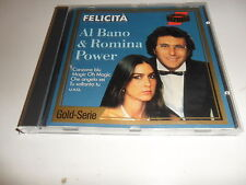 Cd   Al Bano & Romina Power  ‎– Felicità