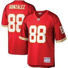 Kansas City Chiefs Mens Mitchell & Ness #88 Tony Gonzalez Legacy Jersey