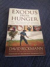 EXODUS FROM HUNGER. DAVID BECKMANN