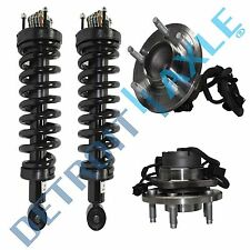 Brand New 4pc Complete Front Suspension Kit for Ford Crown Victoria