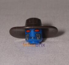 Lego Cad Bane Head + Hat from sets 8098 + 8128 Star Wars Bounty Hunter BRAND NEW