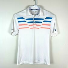 Under Armour Coldblack Premium Golf Polo Shirt Size Men's Medium