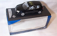 VW Golf V 2003 in Black 1-43 Scale Solido Model