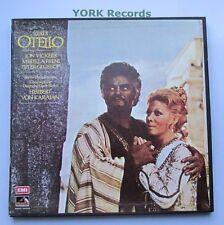 LSHMV-70724/6 - VERDI - Otello KARAJAN BPO Vickers - Ex Con 3 LP Record Box Set