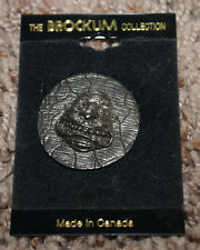 Anthrax Among The Living 1987 New Unused Imported 3D Metalpin With Single Clasp