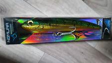 Jerk BIG GAME seppie RONDINE Bait MARLIN Tuna Wahoo halibut 14cm, 125gr makrelle