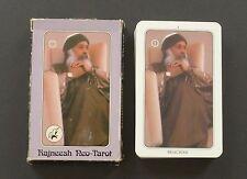 Vintage Osho Neo Rajneesh Tarot Oracle Cards Deck