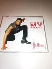 CD Maxi Haddaway, Rock my Heart