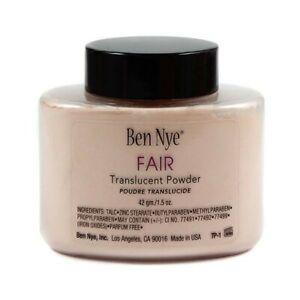 Ben Nye Fair Translucent Powder Shaker Bottle 1.5 Oz/ 42GM