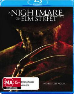 A Nightmare on Elm Street  - (Blu-ray,2010) - Region B - Horror - NEW+SEALED