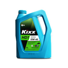 Kixx HD1 - Semi Synthetic Diesel Engine Oil - 15W-40, 5 Litre