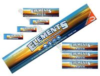 ELEMENTS 12Inch Rolling Papers + ELEMENTS Kingsize + ELEMENTS Perforated Tips