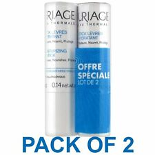 2 x Uriage Lip Stick Balm For Damaged Lips 0.14 net.wt.oz. 4g US SELLER