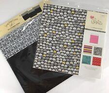 Scrapbook Paper Assortment Kit 12x12 Elsie Zoe Paper Pack