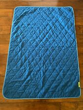 ALASKA AIRLINES 39 in. x 57 in. Business Class Quilted Blanket GW199