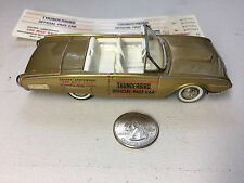 Tin Wizard 1961 Ford Thunderbird Convertible 500 Mile Pace Car 1:43 Scale Clean!