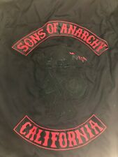 RARE-SOA Sons of Anarchy - Director Team Season IV- crew jacket- 2011-RARE