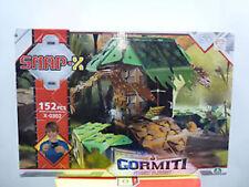 GORMITI Bosque Playset Snap X 152 piezas de un