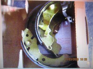 BS739 New Rear Quinton Hazell Brake Shoes Mitsubishi Colt Lancer Proton