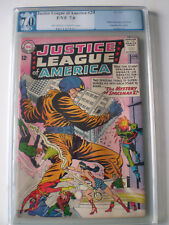 Justice League of America # 20 PGX 7.0 May 1963/graded like CGC /CBCS