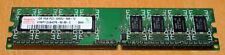 1GB Hynix DDR2 RAM 800MHz PC2-6400U DIMM 240-pol. CL6 HYMP112U64CP8-S6 AB-C