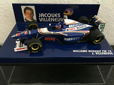1/43 Williams Renault FW19 - #3 J. Villeneuve (1997)