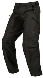 O'Neal Apocalypse Mens MX Offroad Over The Boot Pants Black