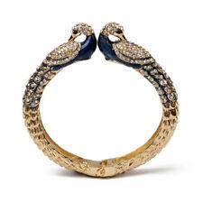 Amrita Singh Women's Bangle Bracelet Peacock BRC 216-Blue VR237 01