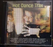 Compilation Hot Dance Trax Cd Promo FM Records FM 8149