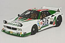 Top Marques Lancia Beta Montecarlo Turbo #576 Alitalia Premium Edition 1/18