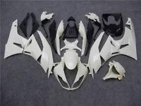 Unpainted Injection Fairing Kit Fit For Kawasaki Ninja ZX6R ZX-6R 2009-2012 636