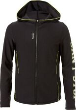 Girls Reebok Black Graphic Twist Jacket Size Small (8-10). Brand new with tags