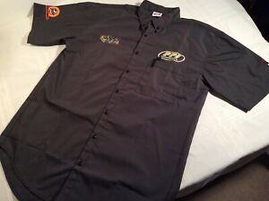 NASCAR - PPI / TIDE / McDONALDS MOTORSPORTS Team Shirt by ADM (XL)