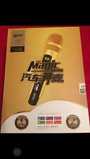 HIFIER Wireless Car FM Karaoke Mobile Handheld Microphone For iOS Android Phone