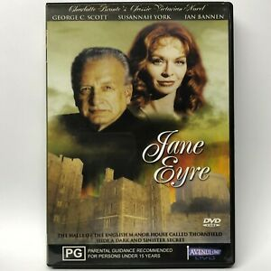 Jane Eyre - DVD - AusPost with Tracking