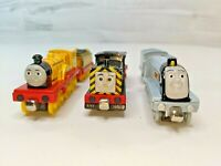 Thomas & Friends Learning Curve Diecast Molly '06 Mavis '03 Spencer '03 w/Tender