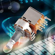 A500K Ohm Control Pot Electric Guitar Push Pull Ascend Bass Control Switch Pot