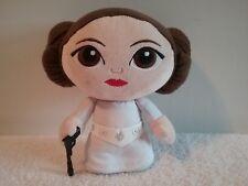 """Disney Funko Star Wars Princess Leia Plush Doll Action Toy Lucas Film Ltd 6"""""""