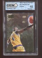 Kobe Bryant RC 1996-97 Skybox Premium #55 Lakers Rookie GEM MINT 10