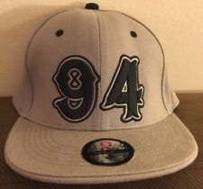 "NWT Sony PlayStation ""94"" Emblem SnapBack Hat~One Size Fits All~ Free Shipping!"